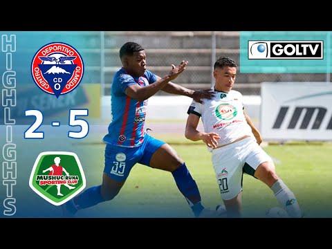 Olmedo Mushuc Runa Goals And Highlights