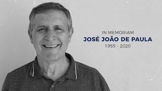 IN MEMORIAM - Rev. José João de Paula