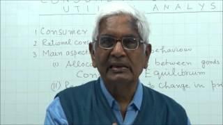 Concept  of Utility Class XII Economics by S K Agarwala