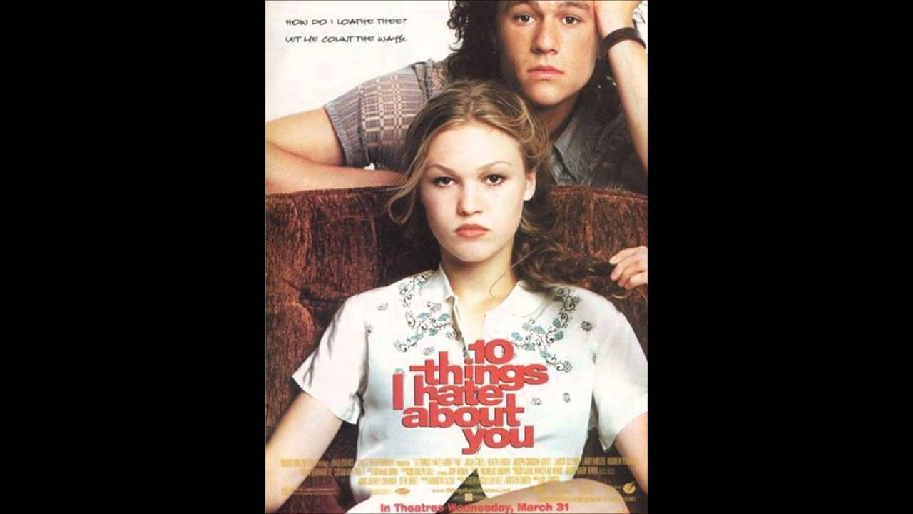 10 Things I Hate About You Soundtrack- Cruel To Be Kind