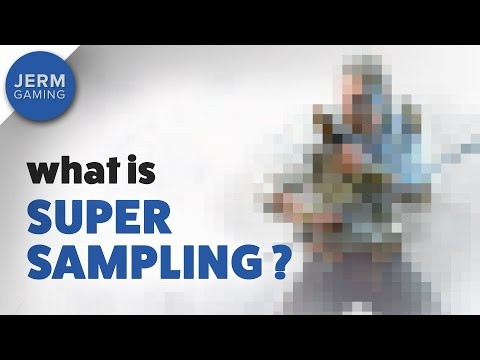 How to Use Supersampling to Make Games Look Better