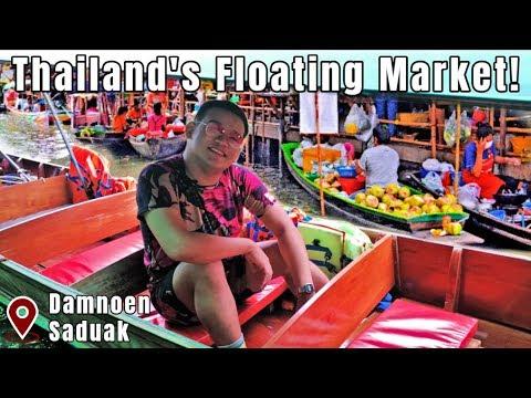 thailand's-best-floating-market!