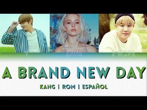 BTS (방탄소년단) & Zara Larsson – A Brand New Day (HANG   ROM   ESPAÑOL) (BTS WORLD OST Part 2)
