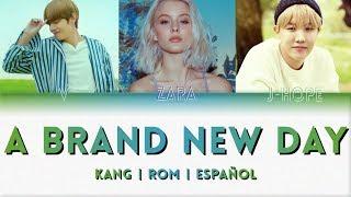 BTS (방탄소년단) & Zara Larsson – A Brand New Day (HANG | ROM | ESPAÑOL) (BTS WORLD OST Part 2)