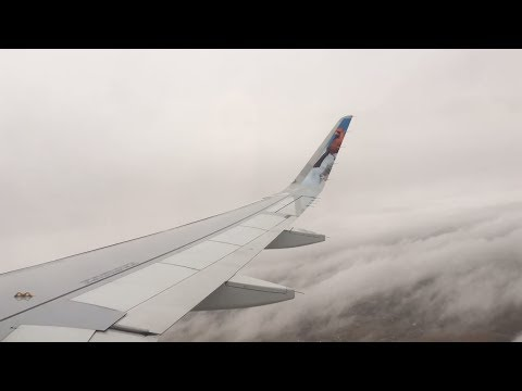 Frontier Airlines A320 Takeoff From Denver (KDEN)