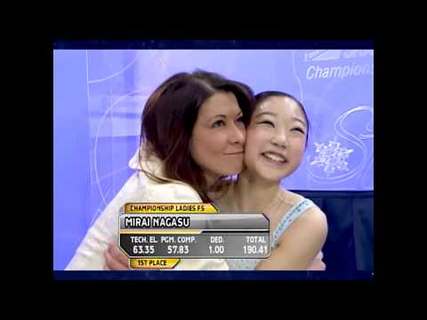 Through The Years: Mirai Nagas mirai nagasu