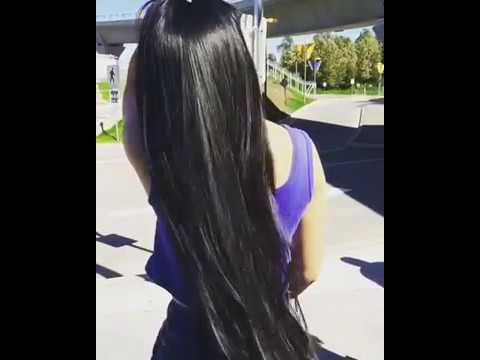 hair brushing fetish