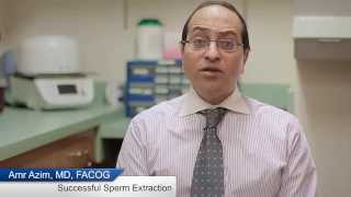 Severe Male Factor Infertility -  Azoospermia - NYCIVF