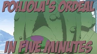 Pohjola's Ordeal in Five Minutes