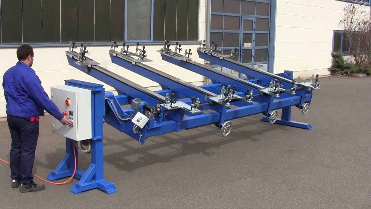 Frame Welding Fixture Weld Jig Welding Table