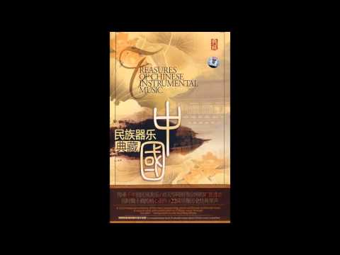 Chinese Music - Guzheng - Rain Falling on the Platain by the Window at Night 蕉窗夜雨