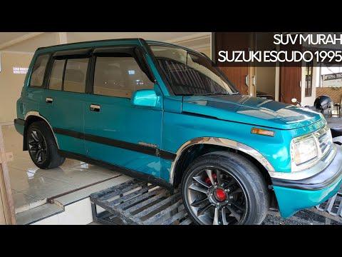 Review Suzuki Escudo 1995