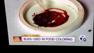 Bugs in Dannon Yogurt