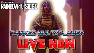 RANKED MULTIPLAYER AFTER DARK HOURS LIVE STREAM | Rainbow Six Siege [PS4] | ROAD TO 600 SUBSCRIBERS