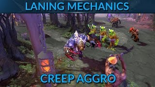 Creep Aggro Tricks Replay Analysis   Laning Mechanics Dota 2 Guide   GameLeap