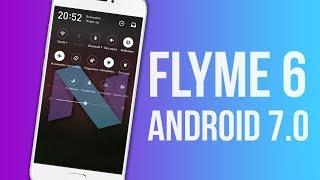 Обзор Flyme 6📱(Android 7.0 nougat) – лучше чем стабилка!