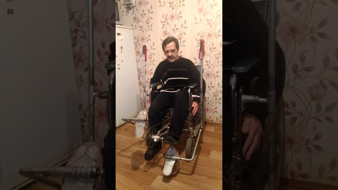 Тренажеры для инвалидов своими руками