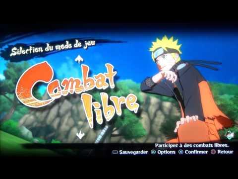 Naruto Shippuden Ultimate Ninja Storm 4 Test Video Review Gameplay HD (N-Gamz)