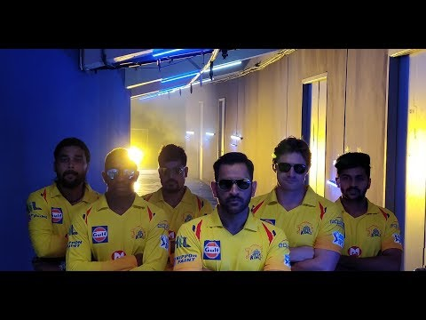 Nippon official ad for CSK...