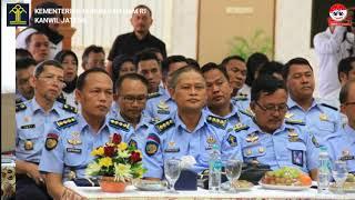 Kunjungan Kerja Komisi III DPR RI di Kantor Wilayah Kementerian Hukum dan HAM Jawa Tengah