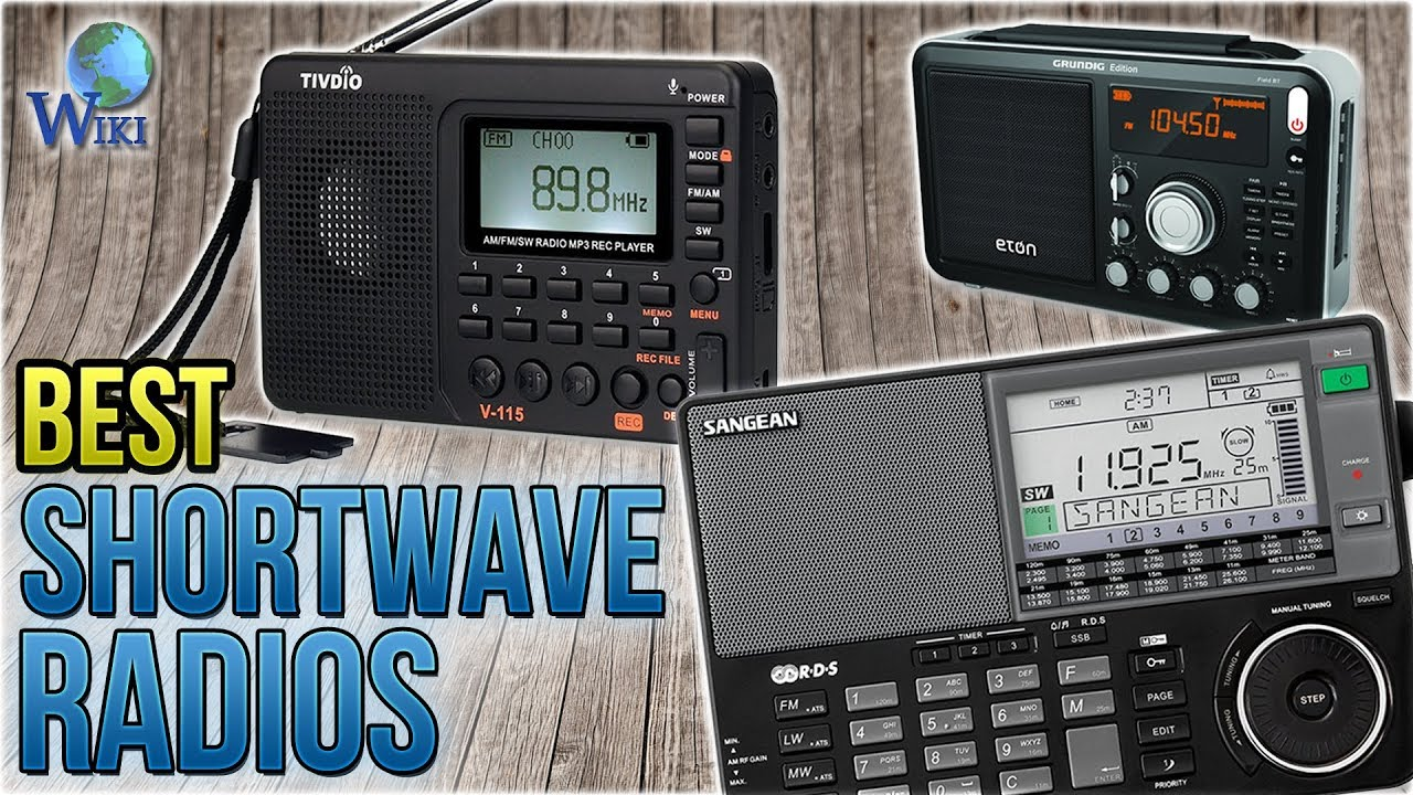 Best Shortwave Radio 2020 9 Best Shortwave Radios 2018   YouTube