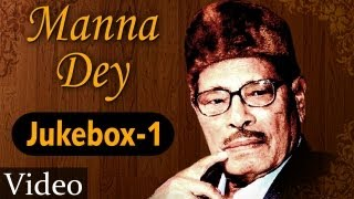 Top 10 Manna Dey Songs - Video Jukebox - 1 - Bollywood