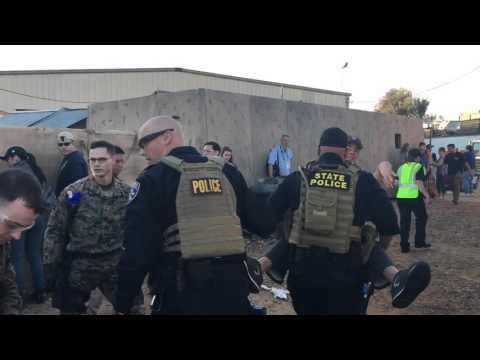 Active Shooter Simulation at Strategic Operations Inc from IMSH2016