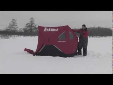 How To Set-Up Your Eskimo Pop-up Portable