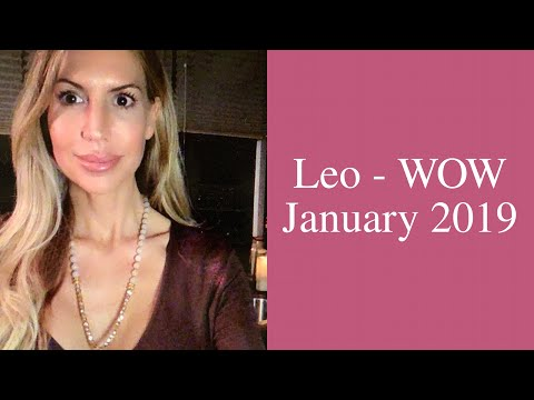 Leo - WOW! you did it! January 2019 Mp3