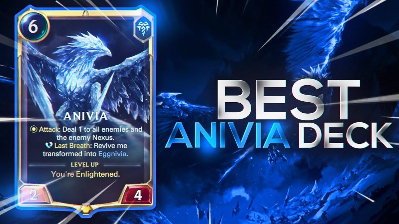NEW Anti-Meta ANIVA| Legends of Runeterra