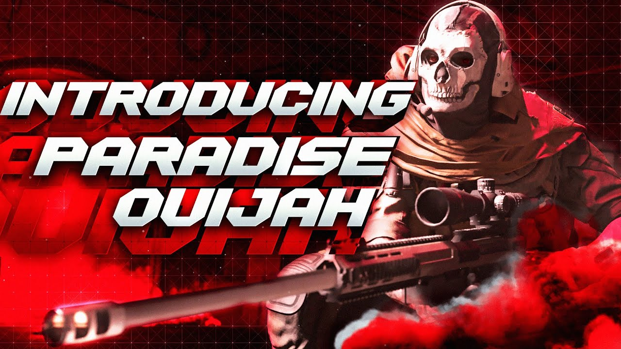 Introducing Para Ouijah (Call of Duty Modern Warfare)