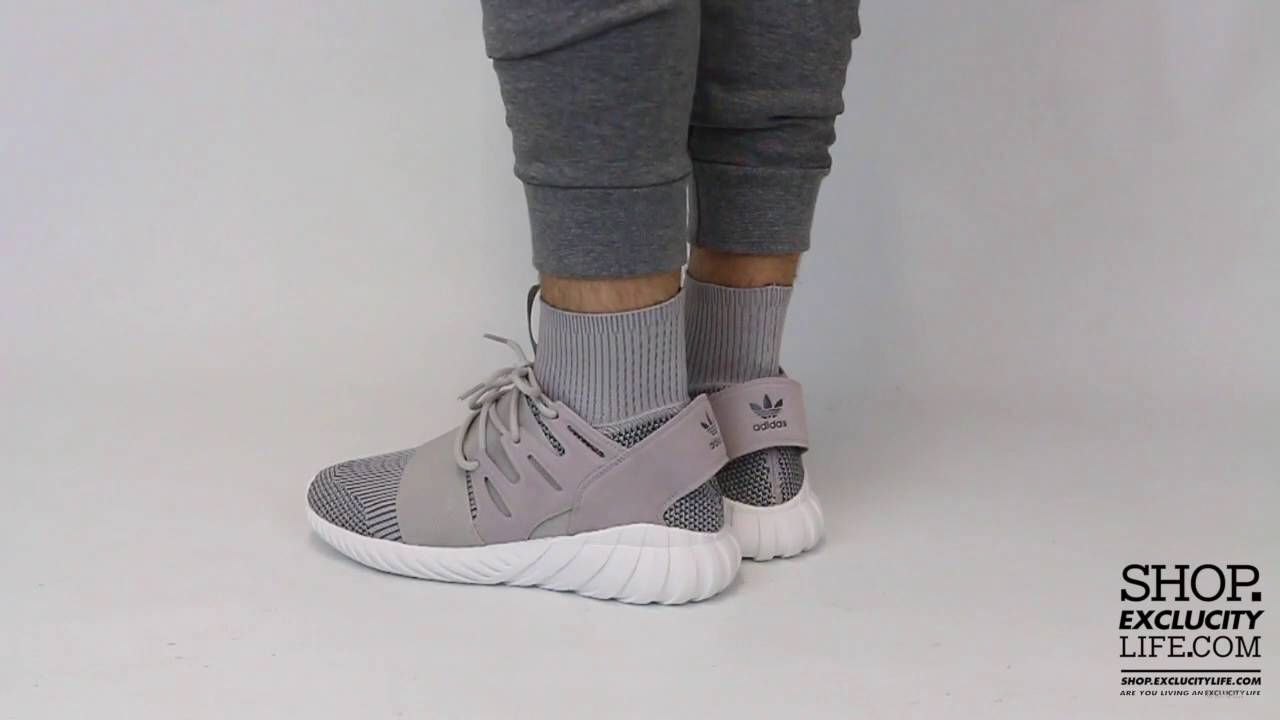 Adidas Tubular Doom Pk On Foot