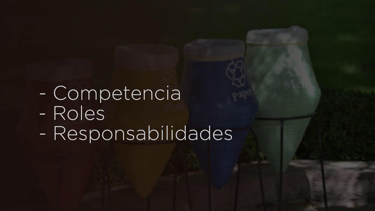 8.9 Gestión ambiental