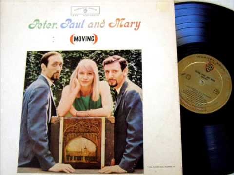 Tiny Sparrow by Peter, Paul & Mary on Mono 1963 Warner Brothers LP.