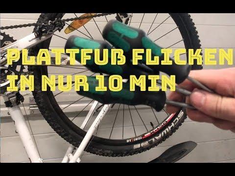 mist-plattfuß.-:((-!?!-fahrrad-schlauch-wechseln-und-reifen-reparieren---so-geht´s-fix-!
