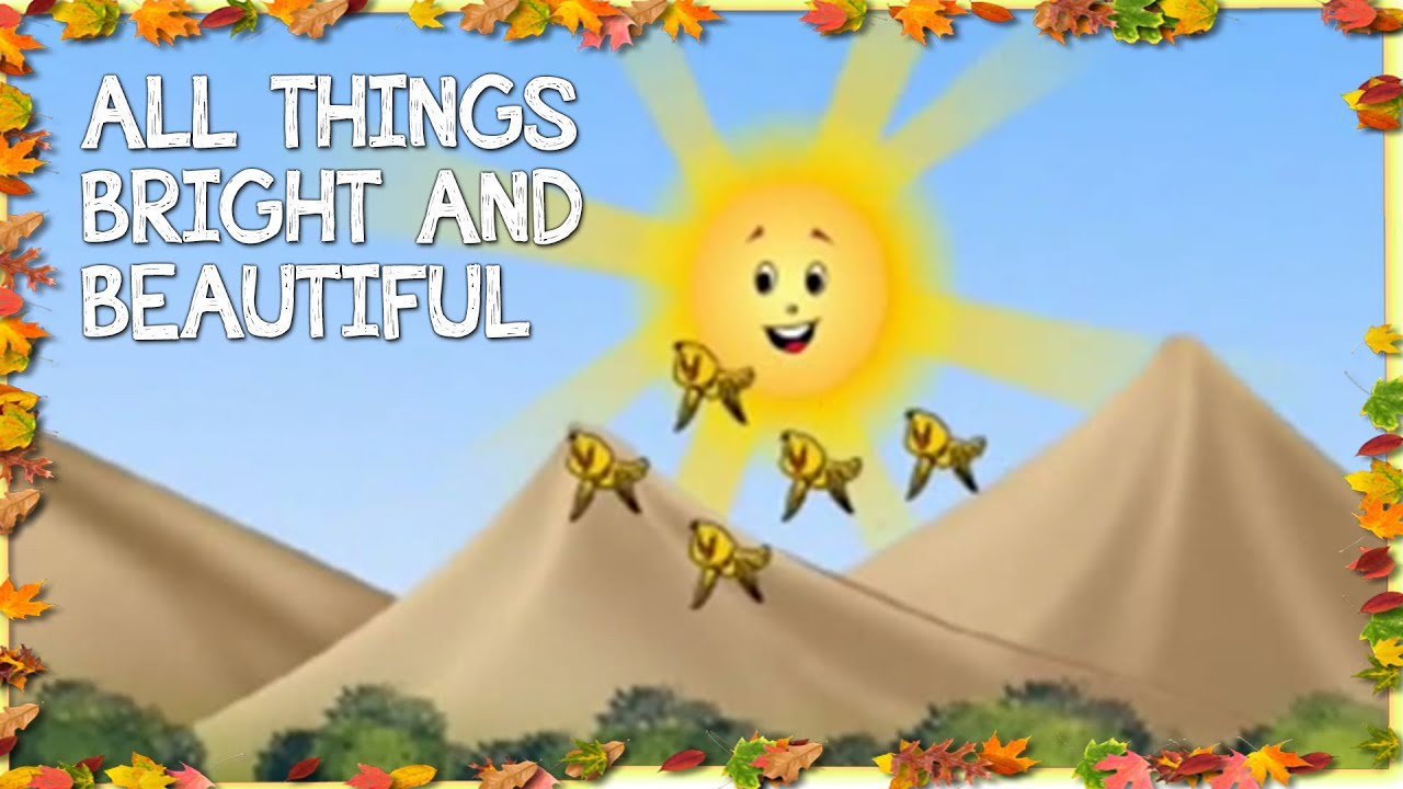 Image result for all things bright and beautiful