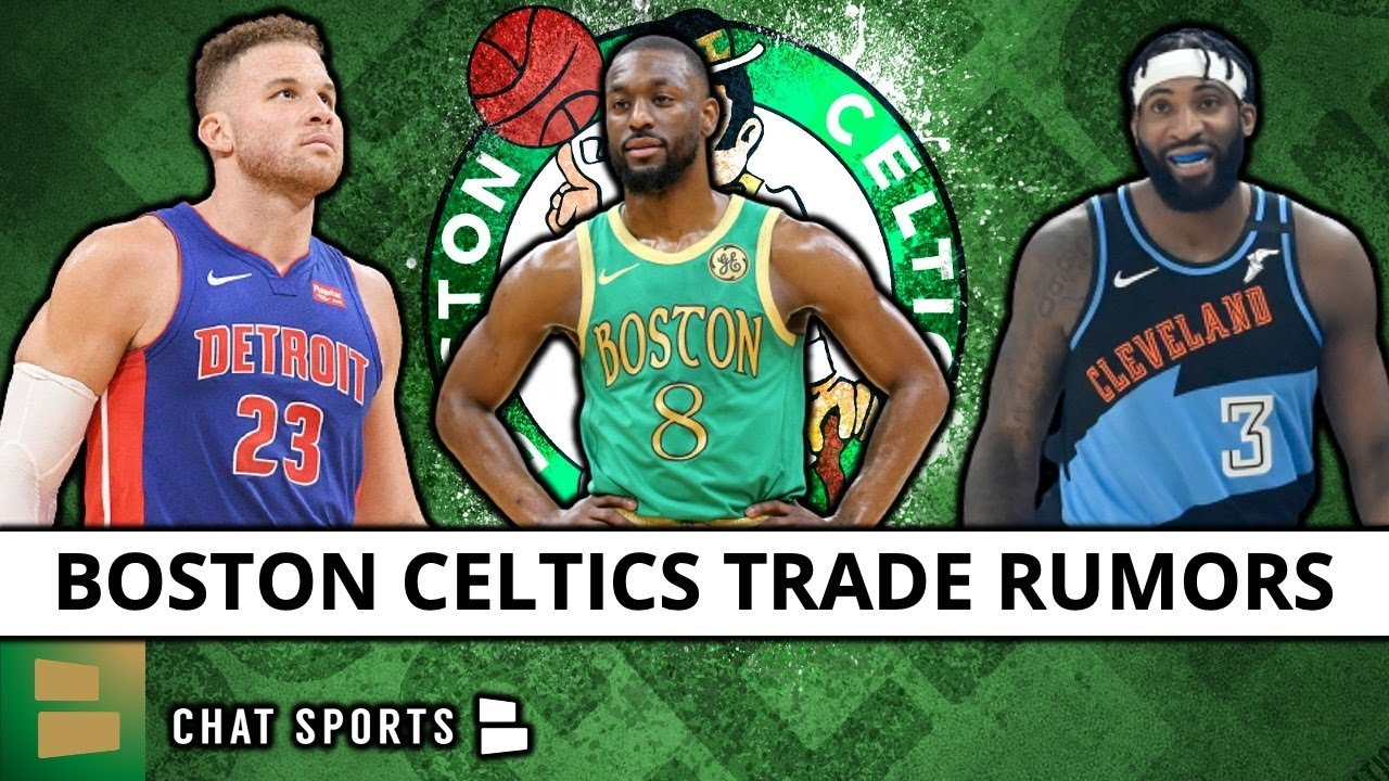 Boston Celtics Trade Rumors On Kemba Walker, Andre Drummond & Blake Griffin
