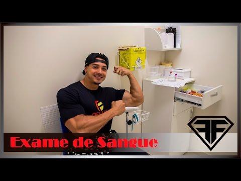 Видео Exame sergio franco