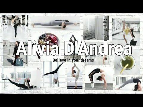Alivia D'Andrea || Believe in your dreams