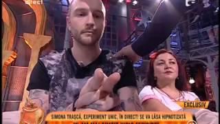 Catalin Bordea, hipnotizat in direct la Capatos