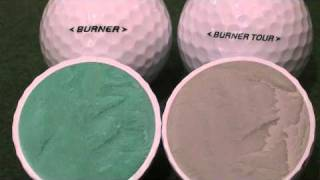 GolfBallTest.org Review - 2011 TaylorMade Burner & Burner Tour