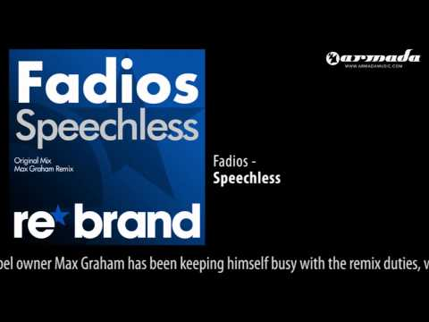 Fadios - Speechless (Max Graham vs Protoculture Remix) [RBR015]