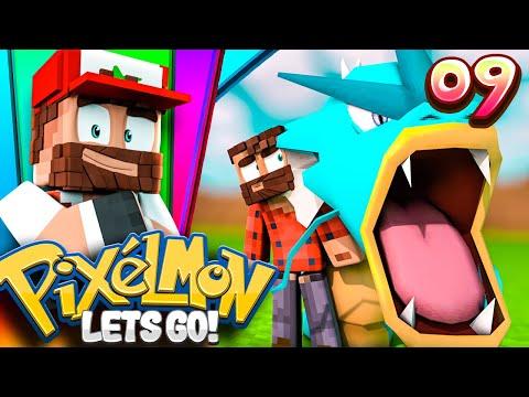 """THE TOURNAMENT"" | Minecraft Pixelmon Let's Go NUZLOCKE Episode 9"