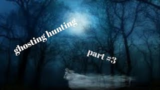 THE ATTACK!!!! Ghost hunting #3