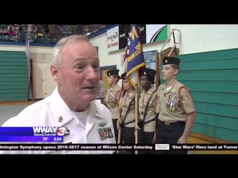Ashley High School Parent Defends JROTC Instructor Suspended