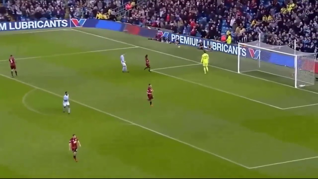 Download Manchester City vs Bournemouth 4-0●Extended All Goals & Highlights  23/12/2017