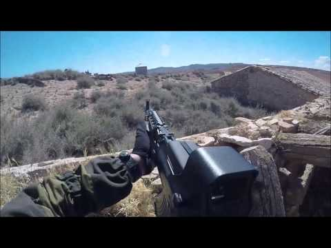 CQB Camp Mary Mozota 14-05-2017 Defensores de Zaragoza Airsoft - GoPro 4 Black