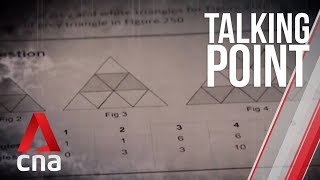 CNA | Talking Point | E32: Are PSLE maths papers too difficult?