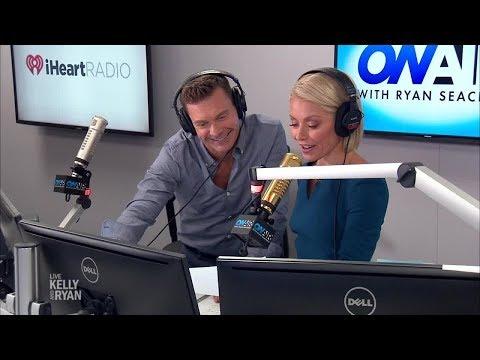 Kelly Learns to DJ on Ryan's Radio Show