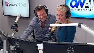 Kelly Learns to DJ on Ryan's Radio Show